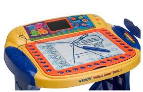 Amazon Com Vtech Write N Learn Desk Toys Games