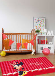chambre minnie tapis chambre minnie mouse
