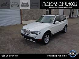 2007 bmw for sale 2007 bmw x3 3 0si for sale in houston tx stock tr10322