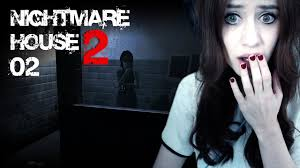 girl house 2 let s play nightmare house 2 horror facecam 02 youtube