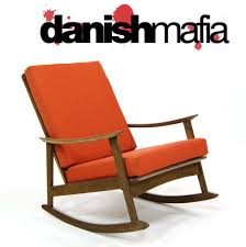 Modern Nursery Rocking Chair by Mid Century Danish Modern Rocking Chair Danish Mafia