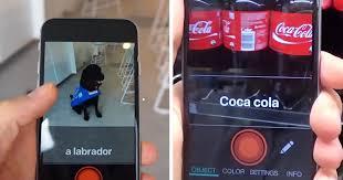 Blind People Phone This App Lets Blind People U201csee U201d Bored Panda
