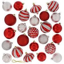 festive 60 ornament set