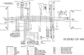 suzuki gn 125 wiring diagram suzuki 125 three wheeler u2022 wiring