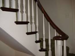 1930s Banister Anyone Paint Instead Of Stain Bannisters Railing Pricescope Forum