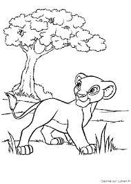 7 le roi lion images drawings disney coloring