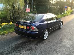 lexus cars exeter outstanding condition lexus is300 complete service history