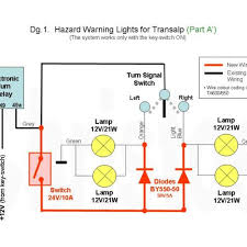 motorcycle hazard lights wiring diagram motorcycle wiring diagrams