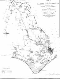 Map Me Home Gosport Map 1832