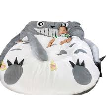 Sofa Bed For Kids My Neighbor Totoro Sleeping Bag Sofa Bed Dudeiwantthat Com