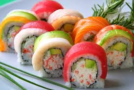 rolls and sushi diet busted or everything u0027s fine