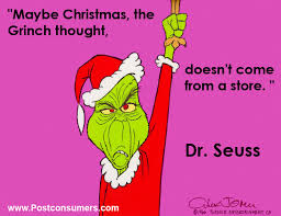 the grinch on postconsumers
