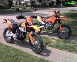 hello ktm 690 enduro goodbye 530 exc adventure rider