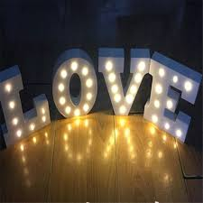 light up letters diy marquee sign letters outdoor sign letters flexible changeable