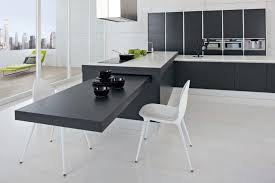 Splendid Kitchen City Island With Pull Out Table And Modern White - Kitchen pull out table