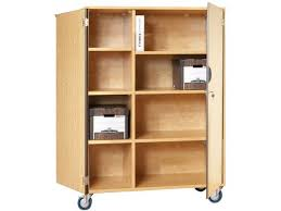 mobile storage cabinet with lock mobile storage cabinet with doors 6 shelves w partition lms 374d