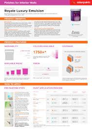 royale luxury asian paints pdf catalogues documentation