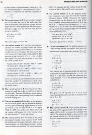 actp skills act math diagnostic test answers and explanations