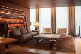Interiors Of Home by Studio 54 Founder Ian Schrager Business Portraits New York City