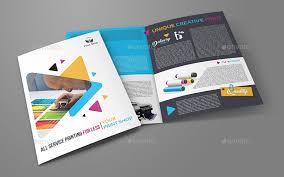 free bi fold brochure template eliolera com