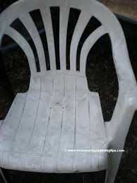 Green Plastic Patio Chairs House Home And Gardening Tips How To Spruce Up That Old Dingy