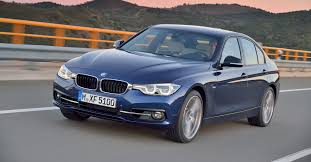 bmw f30 3 series lci information pictures and videos