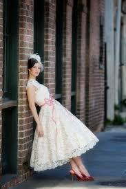 tea length wedding dresses uk 287 best vintage wedding dress images on