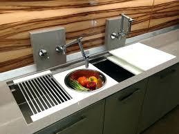 franke sink accessories chopping board sink chopping board kitchen sink with cutting board and colander