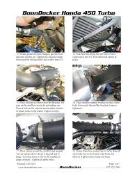 boondocker honda crf 450 user manual page 4 5