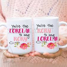 Presents For Mom Mothers Day From Daughter You Are The Lorelai To My
