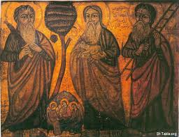 abraham isaac and jacob adopted faith