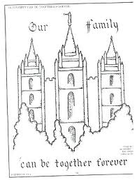 coloring pages for nursery lds lds temple coloring pages family coloring pages temple coloring
