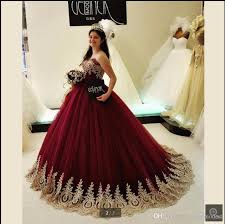 non white wedding dresses 2017 wine gown wedding dresses sweetheart corset back