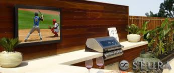 Outdoor Entertainment Center - the ultimate in backyard entertainment for every budget blog