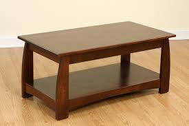 Solid Oak Coffee Table Solid Wood Coffee Table Set Solid Wood Construction Coffee