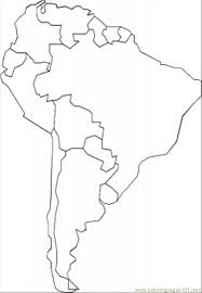 asia map coloring page south america coloring page free maps coloring pages