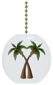 Ceiling Fan Accessories by Coconut Palm Trees Ceiling Fan Pull Traditional Ceiling Fan