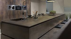 neolith iron grey kitchen worktops verbouwing pinterest
