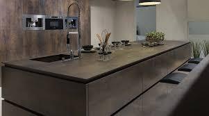 Kitchen Worktop Ideas Neolith Iron Grey Kitchen Worktops Verbouwing Pinterest