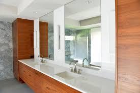 Midcentury Modern Bathroom by Midcentury Modern Kitchen And Master Bath U2013 Aria Stone Gallery