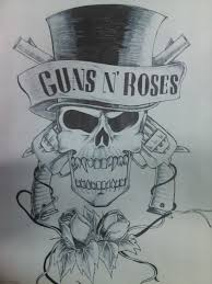 guns n roses designs u2013 fiori idea immagine