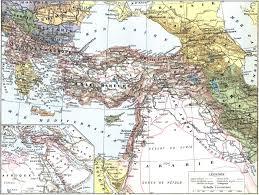 Provinces Of The Ottoman Empire 1534 1918 Ottoman Iraq