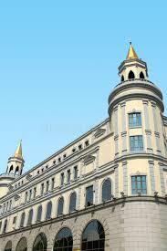 russische architektur klassische russische architektur lizenzfreies stockfoto bild