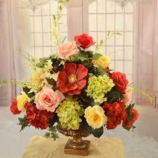 flower arrangements home decor decorative flowers