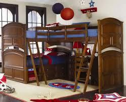 Vintage Solid Wood Bunk Beds Med Art Home Design Posters - Solid wood bunk bed