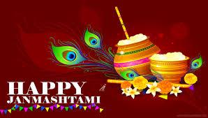 50 happy janmashtami images with beautiful wishes on it