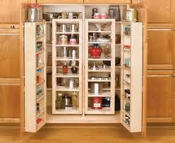 Tall Kitchen Pantry Cabinet Oak Kitchen Pantry Cabinets