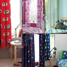 Outer Space Curtains Childrens Outer Space Curtains Ebay