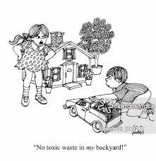 Backyard Cartoon Not In My Backyard Cartoons And Comics Funny Pictures From