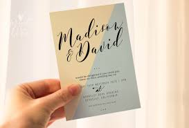 wedding invitations psd printable wedding invitation template best psd freebies
